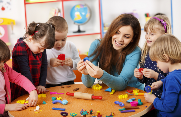 Benefits Of Preschool English Drama Classes